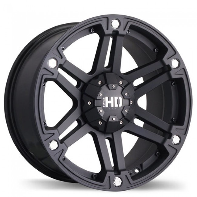 Fastwheels Reactor, Matte Black wheel
