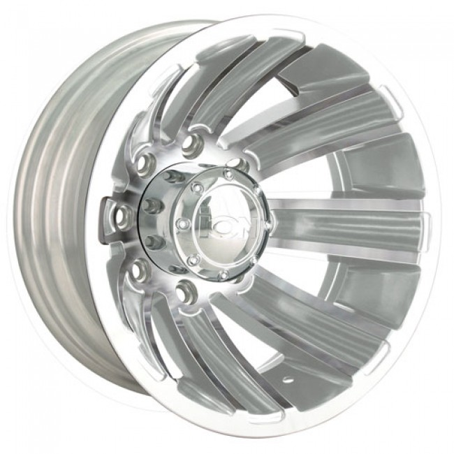 Alloy Ion 166, Chrome wheel