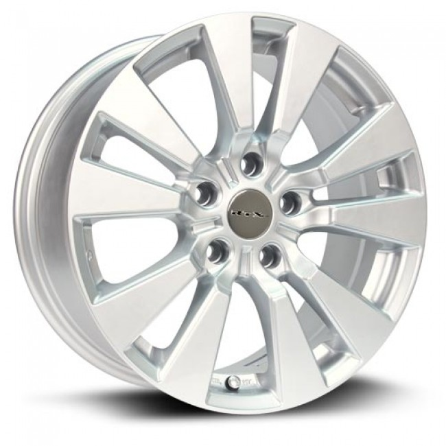 RTX Wheels Burst, Silver wheel