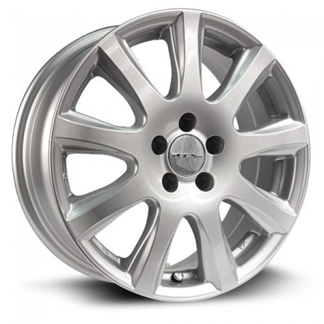 RTX Wheels Hamura, Silver wheel