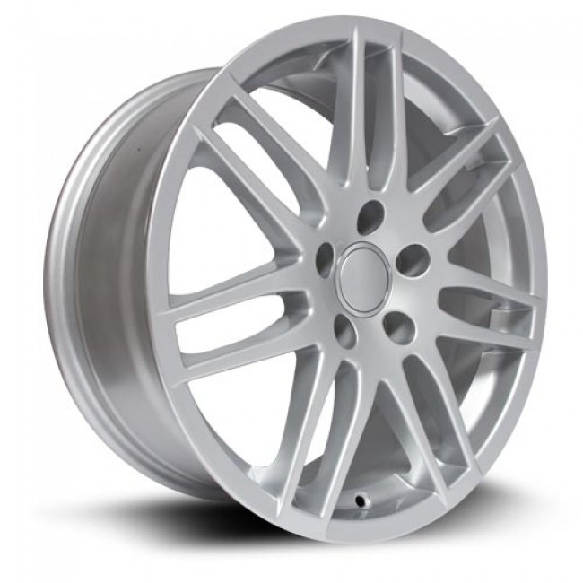 RTX Wheels Ingolstadt, Silver wheel