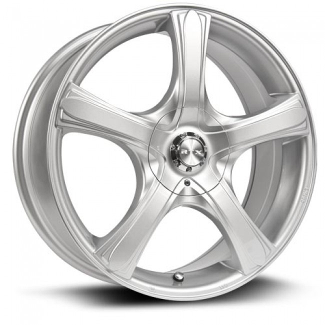 RTX Wheels S5, Argent/Silver, 17X7, 5x110/114.3 ( offset/deport 42), 73.1