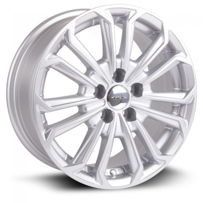 RTX Wheels Aura, Silver wheel
