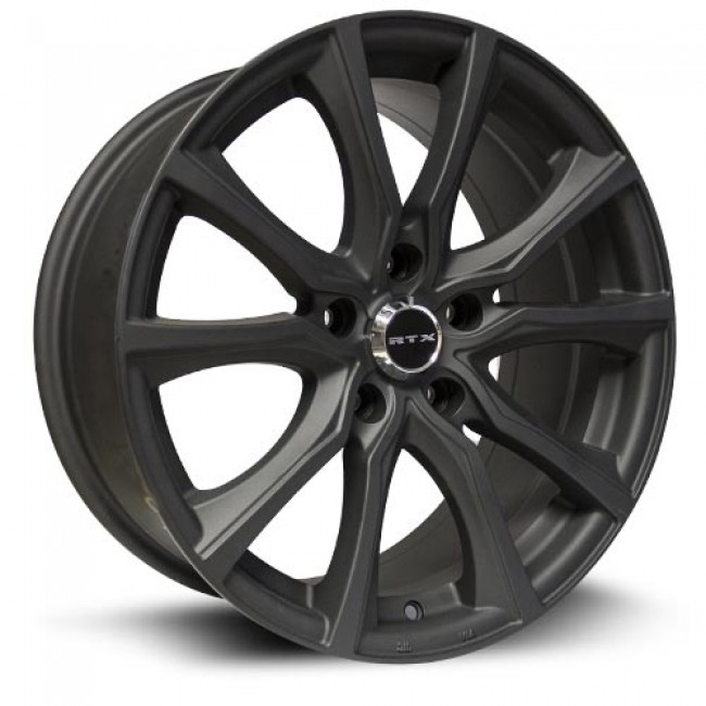 RTX Wheels Contour, Matte Black wheel