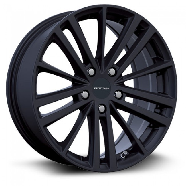 RTX Wheels Cosmos, Satin Black wheel
