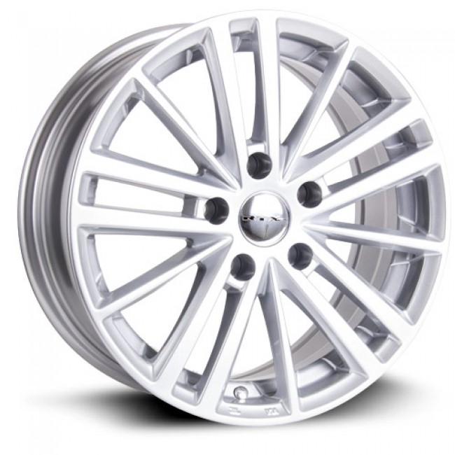RTX Wheels Cosmos, Silver wheel