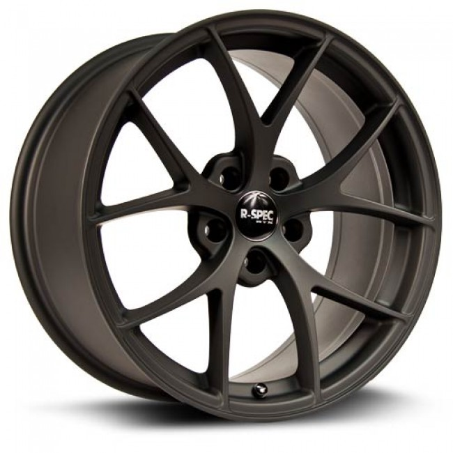 RTX Wheels Vex, Matte Black wheel