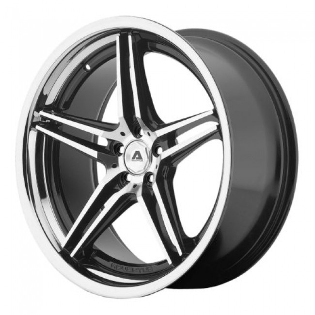 Adventus AVS-1, Gloss Black Machine wheel