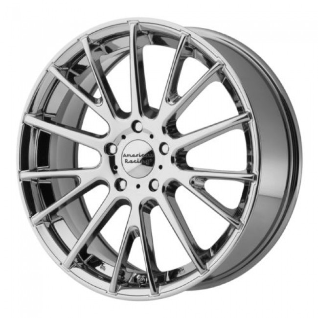 American Racing AR904, Chrome wheel
