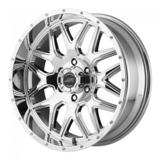 American Racing AR910, Chrome wheel