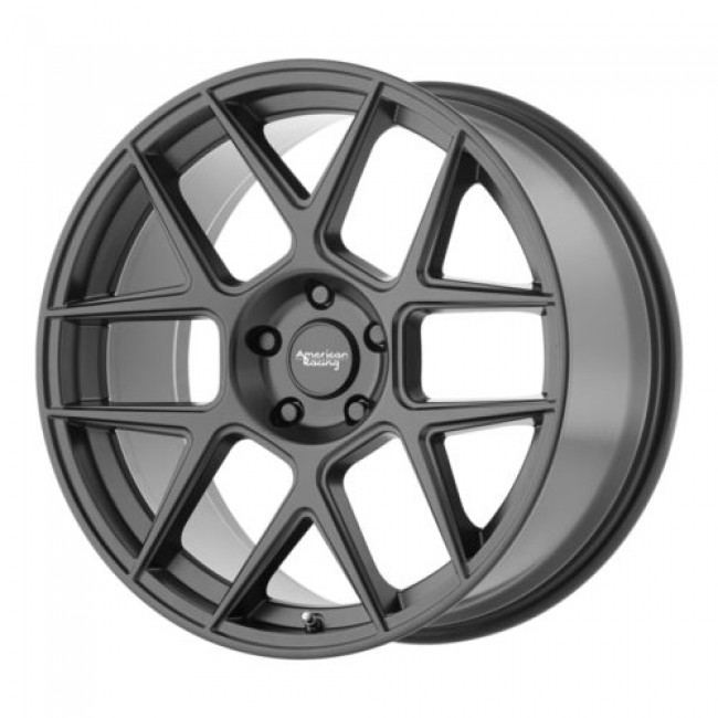 American Racing AR913 APEX, Satin Black wheel