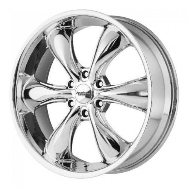 American Racing AR914 TT60 TRUCK, Chrome wheel