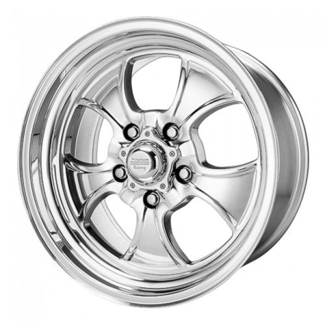 American Racing VN450 HOPSTER, Chrome Plated wheel