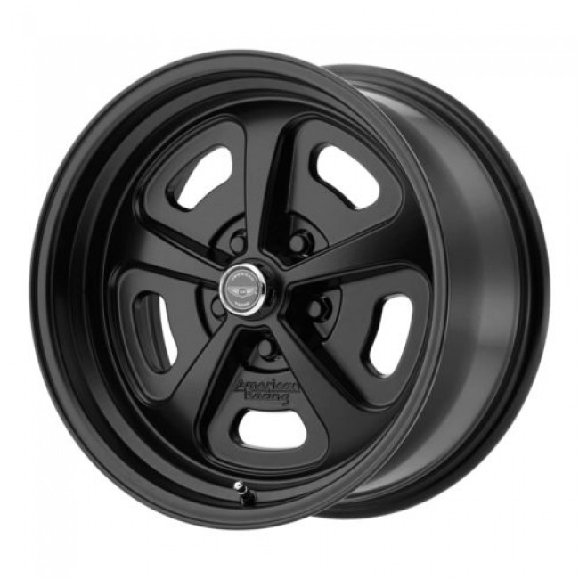 American Racing VN501 500 MONO CAST, Satin Black wheel