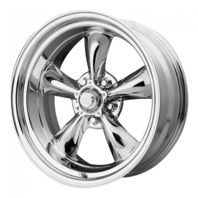 American Racing VN605 TORQ THRUST D, Chrome Plated wheel