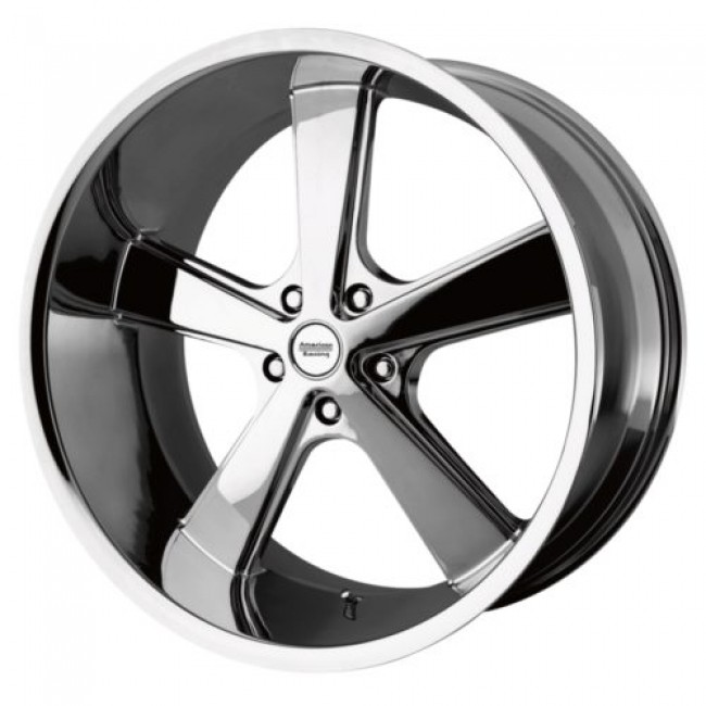 American Racing VN701 NOVA, Chrome Plated wheel