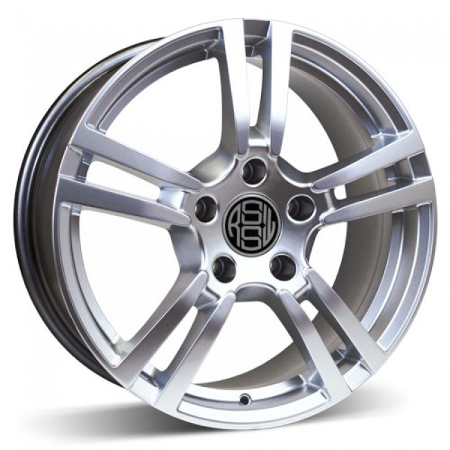 RSSW Private, Hyper Silver wheel