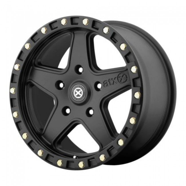 ATX Series AX194 RAVINE, Black wheel
