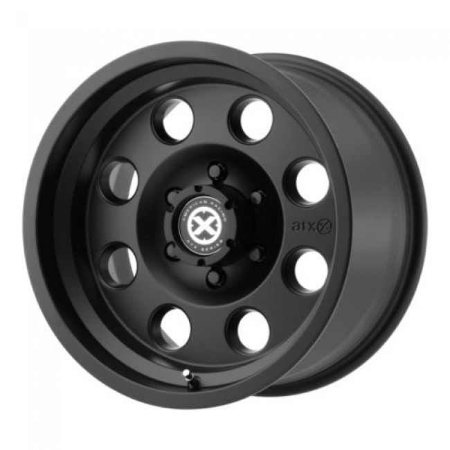 ATX Series AX199 MOJAVE II, Satin Black wheel