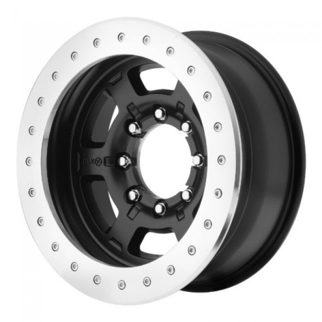 ATX Series AX757 CHAMBER PRO II, Black wheel