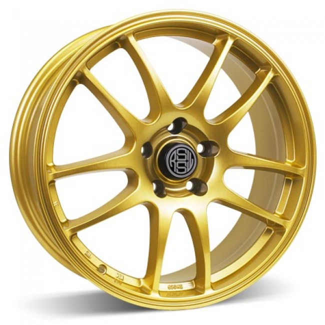 RSSW Rival, Gold wheel