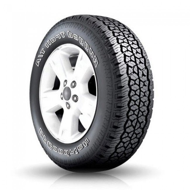 BFGoodrich - Rugged Trail T-A - P265/70R16 111T RWL