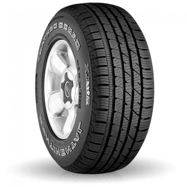 Continental - ContiCrossContact LX - 225/65R17 102T BSW