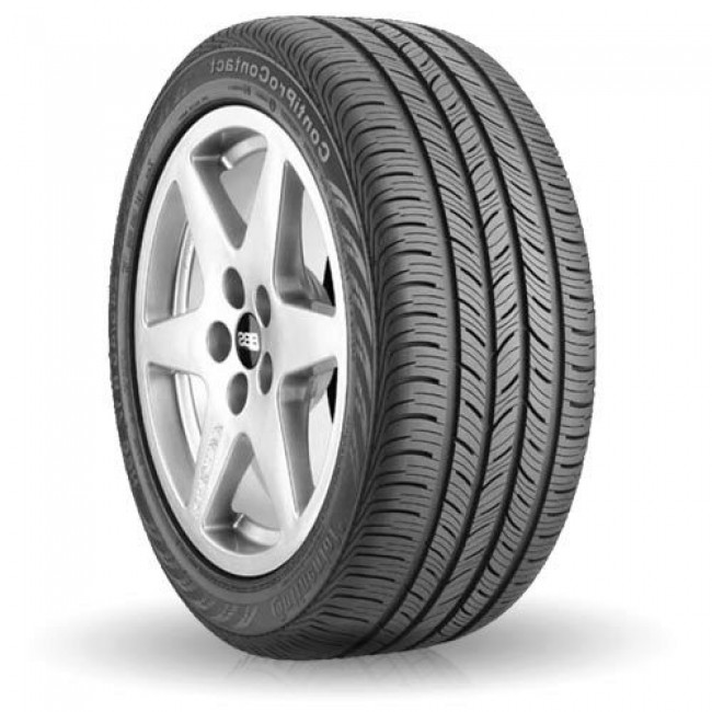 Continental - ContiProContact - P255/40R17 94H BSW