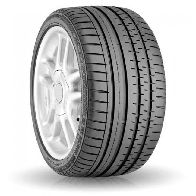 Continental - ContiSportContact 2 - P235/55R17 99W BSW