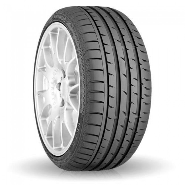 Continental - ContiSportContact 3 - P205/45R17 84V BSW Runflat