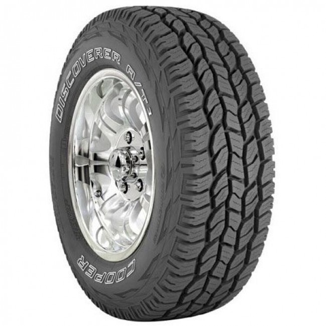 Cooper Tires - Discoverer A/T3 - LT285/55R20 E 122R BSW