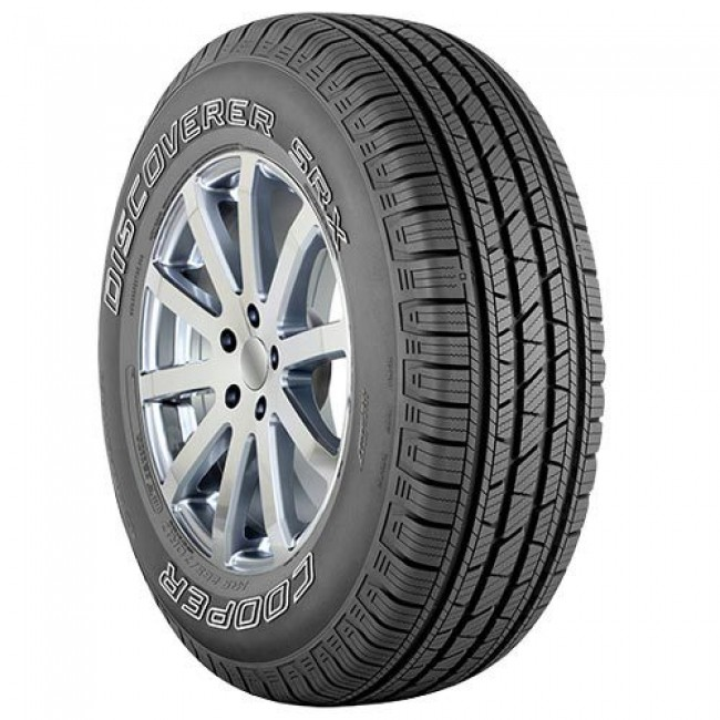 Cooper Tires - Discoverer SRX - P275/65R18 116T BSW