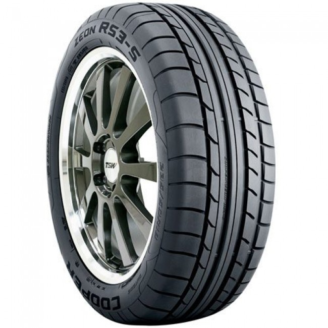 Cooper Tires - Zeon RS3-S - P245/40R17 91W BSW