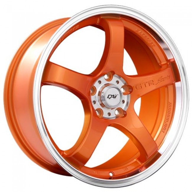 Dai Alloys Candy, Orange wheel