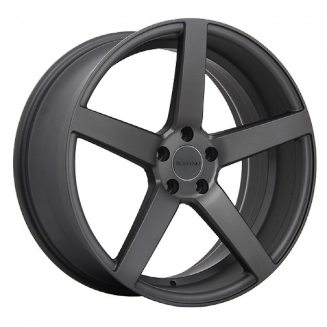 Ruffino Wheels Boss Matt Anthracite/Anthracite mat, 17X7.5, 5x120 ,(déport/offset35 )72.6