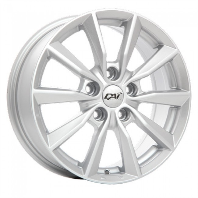 Dai Alloys Delta, Silver wheel