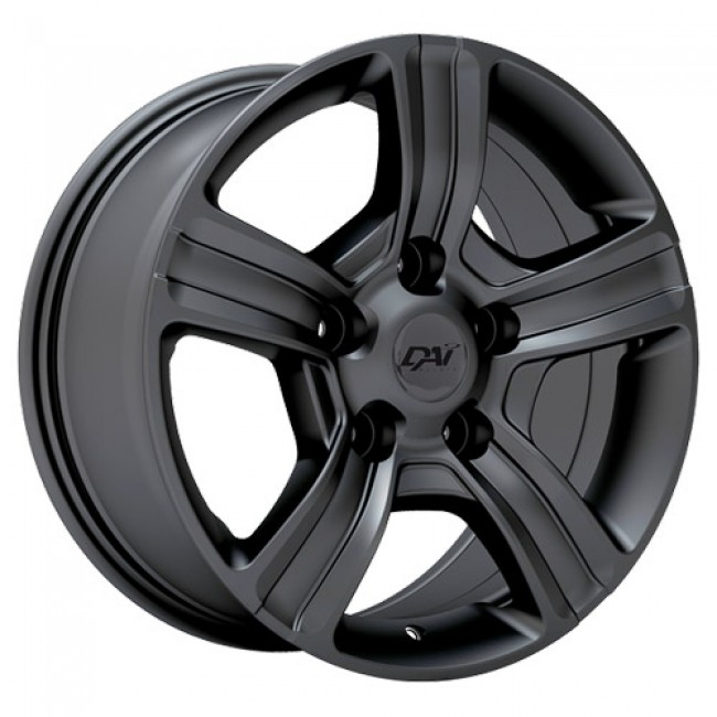 Dai Alloys Force, Graphite wheel
