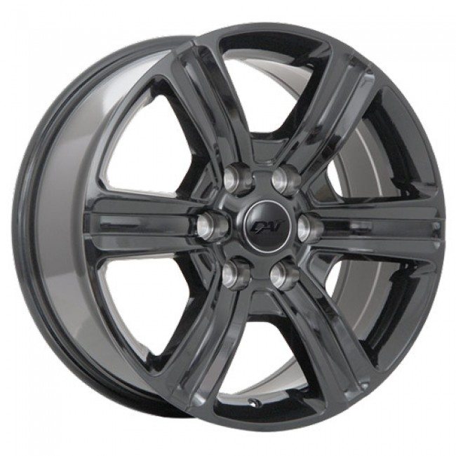 Dai Alloys Force 6 Graphite/Graphite, 18X8.0, 6x132 ,(déport/offset40 )74.5