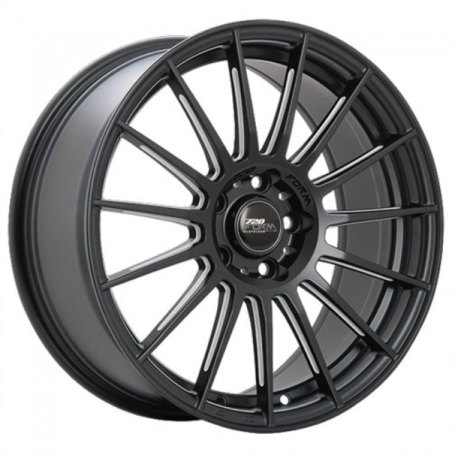 720 Form GTF3, Machine Black wheel