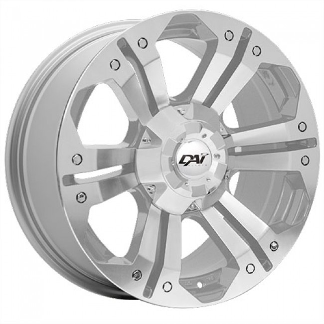 Dai Alloys Nomad, Silver wheel