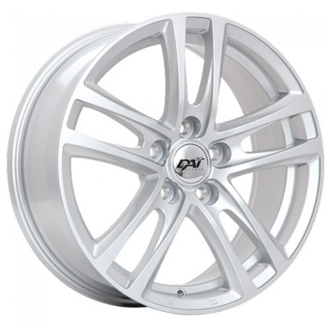 Dai Alloys OEM, Silver wheel