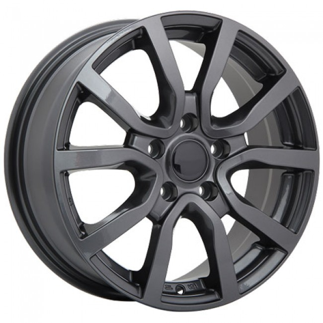 Art Replica Wheels Replica 27, Gun Metal wheel
