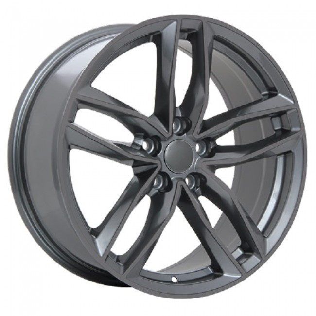 Art Replica Wheels Replica 36, Gun Metal wheel