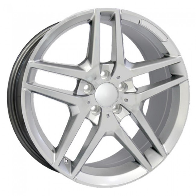 Art Replica Wheels Replica 60, Silver wheel