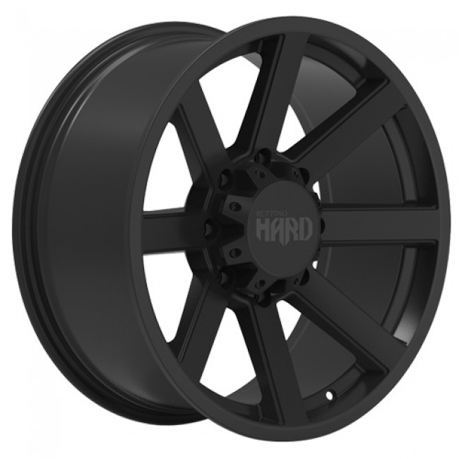 Ruffino Wheels Recoil, Satin Black wheel