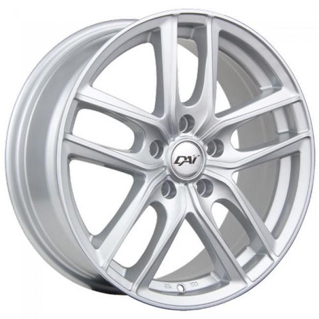 Dai Alloys Vectra, Silver wheel