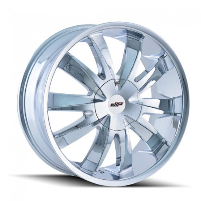Dip EDGE, Chrome wheel