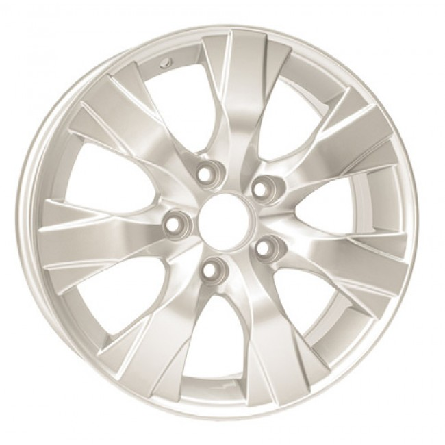 PMC OEM Replica Machined Silver / Argent Machine, 16X6.5, 5x114.3 ,(déport/offset 38 ) 64.1 Acura / Honda