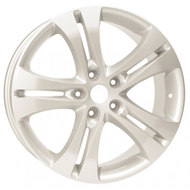 PMC OEM Replica Silver / Argent, 18X7.5, 5x114.3 ,(déport/offset 38 ) 64.1 Acura / Honda