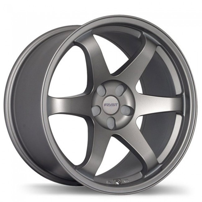 Fastwheels Hayaku, Satin Grey wheel